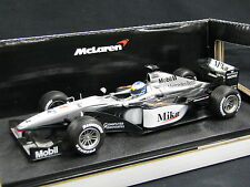 Hot Wheels McLaren Mercedes MP4/15 2000 1:18 #1 Mika Hakkinen (FIN) (JS)