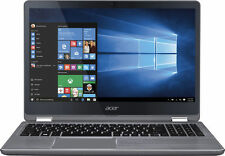 "Acer Aspire R 15 2-in-1 15.6"" Touch-Screen Laptop, i5-7200U, 8GB, 1TB (New)"
