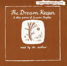 Dream Keeper & Other Poems Of Langston Hughes - Langston Hu (2009, CD NEUF) CD-R