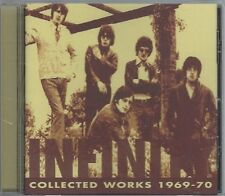 INFINITY - COLLECTED WORKS - 1969 to 1970 - (still sealed cd) - ACLN 1013CD
