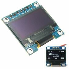 0.96 Module IIC / I2C Série 128X64 OLED LCD LED D'affichage Pr Arduino /STM32 NF