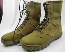 Rocky Men S2V 106 Jungle Olive Military Combat Special Ops Boots 10M
