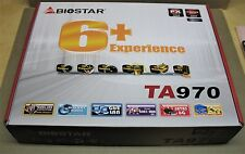 Biostar TA970 AM3+ Motherboard and New AMD FX-6300 6-Core Processor