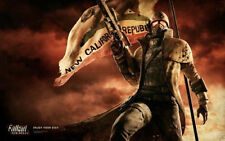 GQ139 the Fallout 3 Hot New Vegas Amazing Photo canvas art Poster