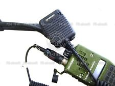 Harris Speaker Mic for PRC 152 148 Radio(USMC,otto,Delta,ops core,mbitr,thales)