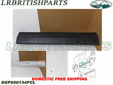 LAND ROVER FRONT DOOR OUTSIDE LOWER MOULDING LR3 LR4 LH OEM NEW DGP000134PCL