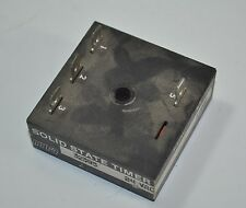 MARS Solid State Timer Relay 24VAC Model# 32393 5188B