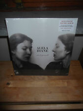 """ALELA DIANE """"About Farewell"""" LP+CD RUSTED BLUE EUROPE 2013 - SEALED"""