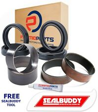 Suzuki GSXR1100 89-90 Fork Seals Dust Seals Bushes Suspension Kit