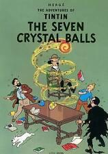 Las aventuras de Tintín: las siete bolas de cristal por Herge Herge (de Bolsillo,...