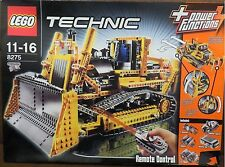 Lego Technic RC Bulldozer with Motor (8275NIP und Building instruction