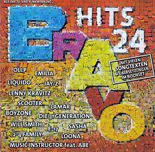 BRAVO HITS 24 / 2 CD-SET - TOP-ZUSTAND