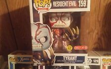 Funko Pop! Resident Evil Glow in The Dark Tyrant Target Exclusive *Final Stock*