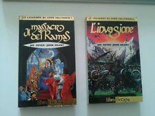 Lupo Solitario- Libri Fantasy-numeri 1 e 2