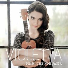 Violetta - Dimmi Che Non Passa - (X Factor 7) CD SONY MUSIC