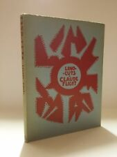 Claude Flight LINO-CUTS Linoleum Cut Printing hb/dj 1948