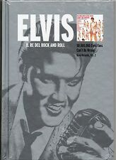 ELVIS PRESLEY BOOK + CD Gold Records VOL.2 MADE in ITALY 2010 SEALED Mondadori