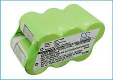 Ni-MH Battery for Euro-Pro Shark UV610BL Shark UV610US Shark UV610DT Shark UV614