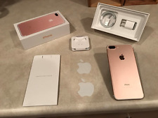 iPhone 7 PLUS 32GB ROSE GOLD UNLOCKED T-Mobile VERIZON Straight Talk AT&T