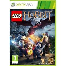 LEGO The Hobbit Game Xbox 360 Microsoft Xbox 360 PAL Brand New