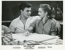 SAL MINEO JOHN SAXON LUANA PATTEN ROCK PRETTY BABY 1956 VINTAGE MOVIE STILL N°5