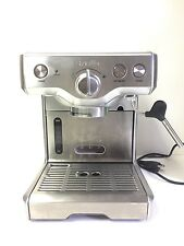 Breville Duo-Temp 800ESXL 9 Cups Espresso Machine - Silver