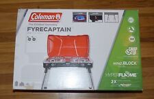 Coleman FyreCaptain Propane Gas Camp Stove - BRAND NEW SEALED NIB