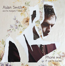 "Aidan Smith And His Indulgent Friends ""Phone Me If You're Bored"" Vinyl LP+MP3"