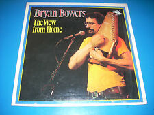 Bryan Bowers The View from Home LP Flying Fish 037 1977 Autoharp NM
