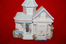 Brian Baker Deja Vu Collection #1676 Queen Anne Cottage Sculpture Free Ship