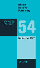 British national formulary: v. 54,ACCEPTABLE Book