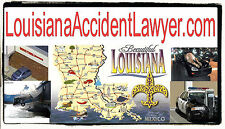 Louisiana Accident Lawyer .com Attorney Law Dui Maritime Criminal domain Own URL