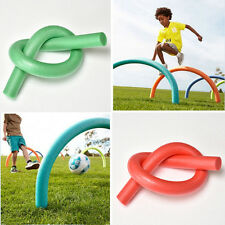 Fun Swimming Swim Pool Noodle Water Float Aid Woggle Noodles Hollow Flexible L7S