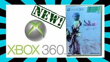 NEW SEALED Final Fantasy XIII-2 13-2 (Xbox 360, 2012)