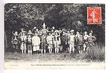 CPA  BONNEVAL 28 -  CHORALE MUSIQUE LES PETITS CHANTEURS BONNEVALLAIS 1913 ~B07
