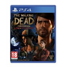 Ps4 gioco The Walking Dead Telltale Series NEULAND-Season Pass DISC NUOVO