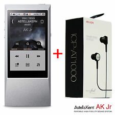 Iriver Astell&Kern AK Jr 64GB Portable Hi-Resolution Music Player and DAC -FedEx