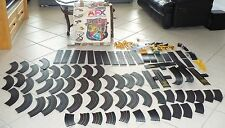 "VINTAGE AURORA AFX "" SPA PIT KIT RACEWAY NO. 2014 "" HO SLOT CAR SET"