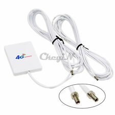 Double TS-9 Interface Antenna Booster Amplifier 28dBi for 4G 3G Router