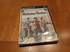 Suikoden Tactics (PS2) - Brand New Sealed