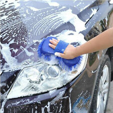 Microfibre Car Care Wash Washing Mit Cleaning Pad Glove Polishing Duster Cloth