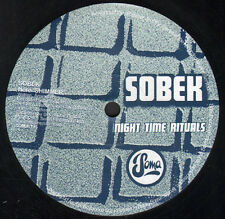 SOBEK - Night Time Rituals - Soma Quality Recordings