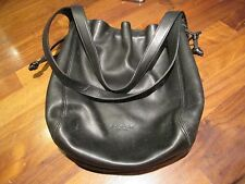 Coach Lexington Collection Large Drawstring Shoulder Bag MADE IN ITALY $478 RARE