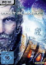 Lost Planet 3 PC ! NEUF + EMBALLAGE ORIGINAL