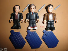 DOCTOR WHO Micro FIGURE lot 9th 10th 11th dr toy ECCLESTON david tennant SMITH