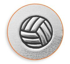 Volleyball Metal Jewelry Design Stamp For Making Hand Stamped Jewelry