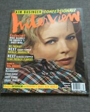 MAGAZINE ANDY WARHOL'S INTERVIEW - NATALIE IMBRUGLIA - ETHAN HAWKE - APRIL 1998