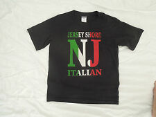 JERSEY SHORE T SHIRT * ITALIAN * SIZE YOUTH EXTRA LARGE 18 - 20 * SNOOKI  PAULIE
