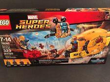 2017 LEGO 76080 MARVEL SUPERHEROES AYESHA'S REVENGE SET NO MINIFIGURES GOTG 2
