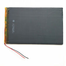 "5000mAh ultra thin Lipo Polymer Battery F Laptop 11"" PDA Tablet PC PAD 25100150"